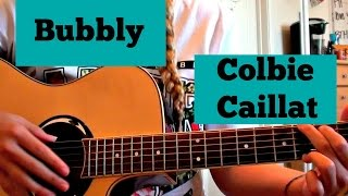 Bubbly-Colbie Caillat Guitar Tutorial