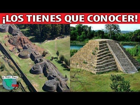 Sitios Arqueológicos Descubiertos Recientemente