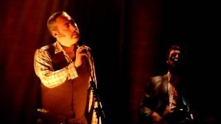 """Tindersticks """"Blood"""", Live in Heidelberg, March 17, 2012"""