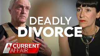 Man breaks silence on wife's attempt to have him killed | A Current Affair