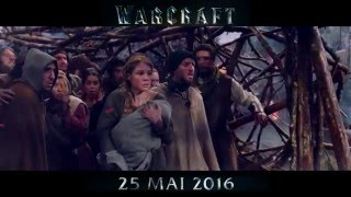 Trailer of Warcraft, le commencement (2016)