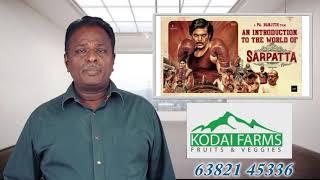 SARPATTA PARAMBARAI Review - Arya, Ranjith - Tamil Talkies