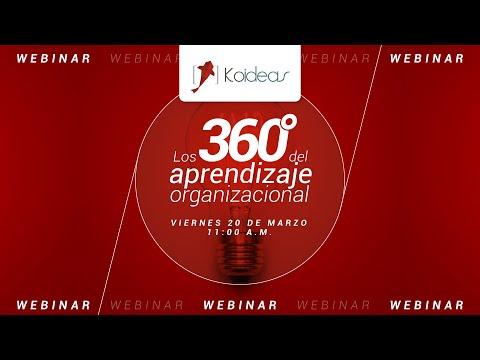 Webinar: Los 360° del aprendizaje organizacional