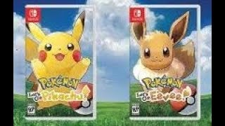 May 30th 2018 News Discussion - Pokémon Quest and Pokémon Let's Go: Pikachu & Eevee Versions!