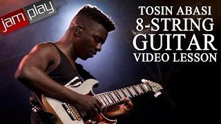 Tosin Abasi - 8 String Guitar