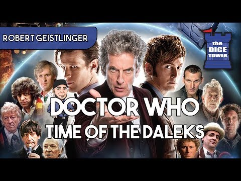 Doctor Who: Time of the Daleks Review - with Robert Geistlinger