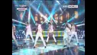 [Music Bank K-Chart] INFINITE & TEEN TOP - The Chaser & To You (2012.06.29)