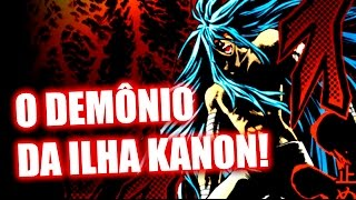 Gambar cover Lost Canvas 3ª Temporada #2: O Demônio da Ilha Kanon (Capítulo 97).