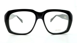 Caviar Goliath II Eyeglasses Black