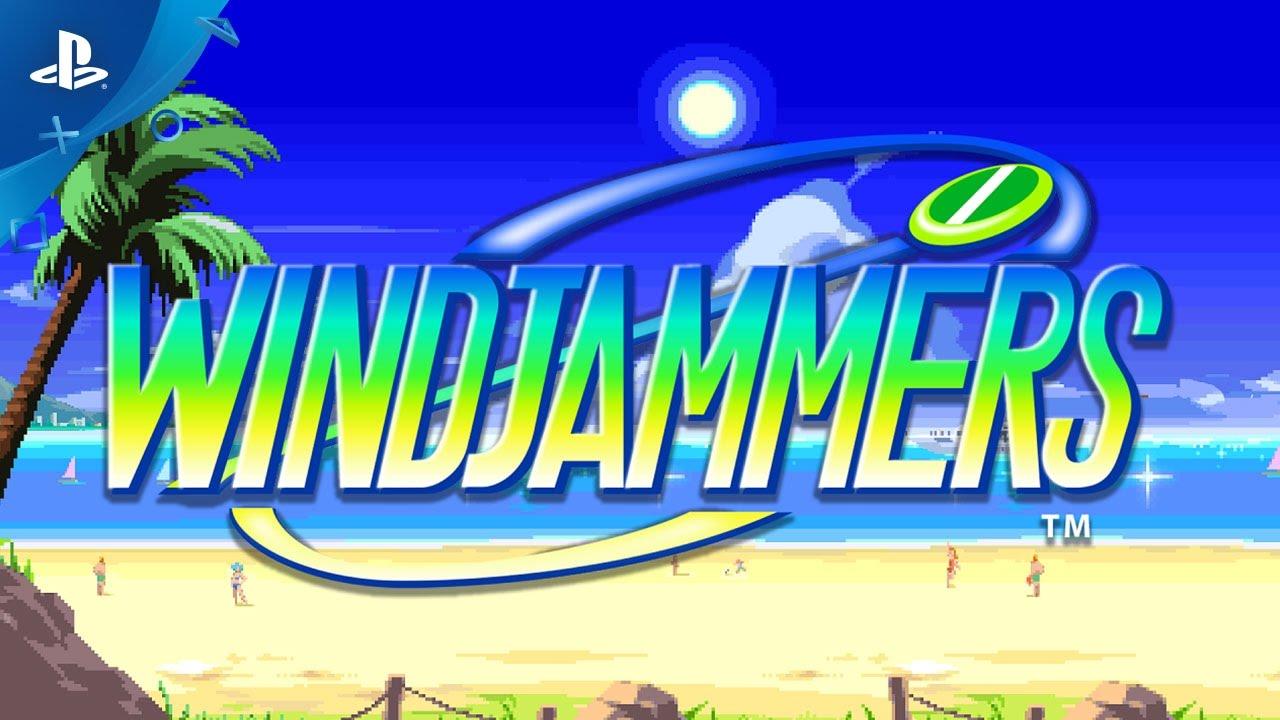 Windjammers Retorna no PS4 e PS Vita com Multiplayer Online