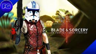 Blasters U8 Blade And Sorcery