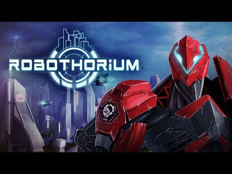 Robothorium - Cinematic trailer thumbnail