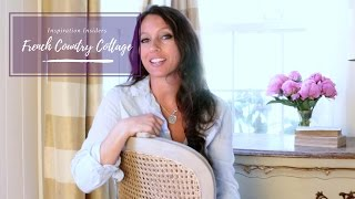 Style Your Mantel For Summer In 5 Minutes | French Country Cottage