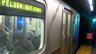 preview picture of video '6 train at East 143rd Street-Saint Mary's Street'