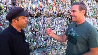 Kids and Recycling (part 5) - How are plastic bottles and caps recycled?  by CQ Goes Green