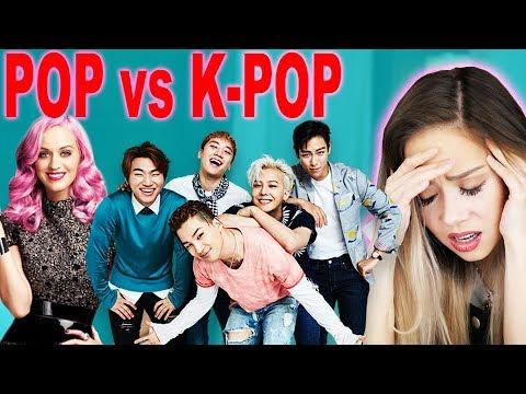 K-Pop Songs die wie Pop Songs klingen!!!