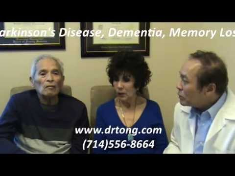 Video Fred - Parkinson's Disease, Dementia, Memory Loss