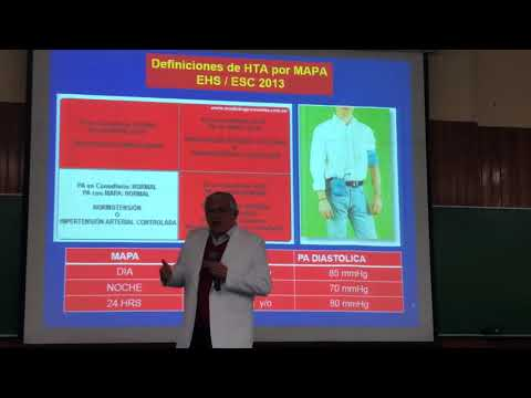 Examen de la discapacidad en pacientes con hipertensión arterial