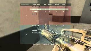 TSF  M4A1 Player King The 1 Moive