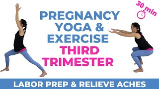 Pregnancy Exercise Third Trimester