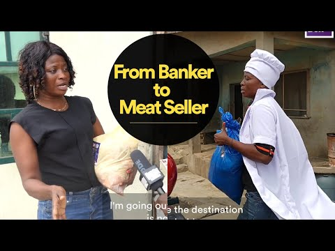 From Banker to Meat Seller | Single mum tells
