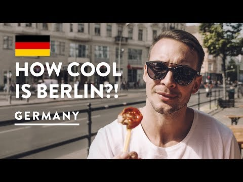 WE'RE IN GERMANY – BERLIN FIRST IMPRESSIONS! | Germany Travel Vlog 151, 2018