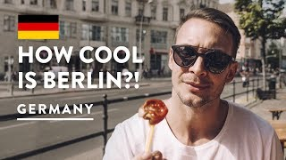 WE'RE IN GERMANY - BERLIN FIRST IMPRESSIONS! | Germany Travel Vlog 151, 2018