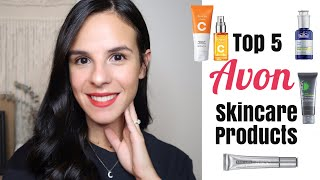 TOP 5 AVON SKINCARE PRODUCTS | 2020 ✨