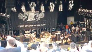 Street Sweeper Social Club - 100 Little Curses - Holmdel, NJ 6-6-09