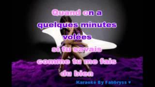 Si Tu Savais - SHY'M - Karaoké FKA