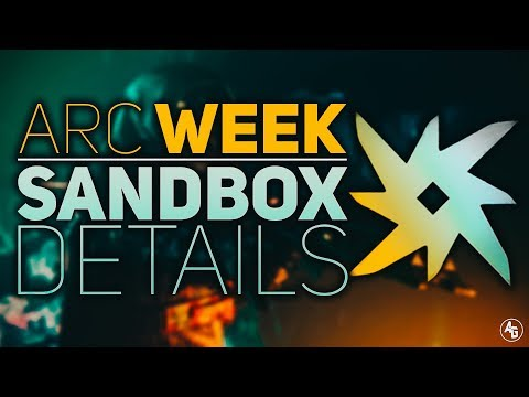 Destiny 2 | ARC WEEK Details (Sandbox 2.2.1) Sandbox Changes, Exotic Catalysts, & Subclass Buffs