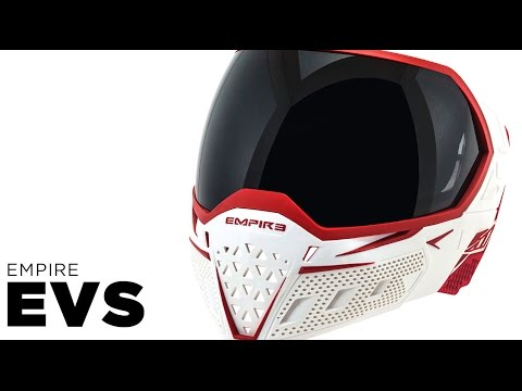 Empire EVS Paintball Mask – Unboxing – Official Badlands Paintball
