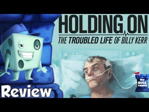 Holding On: The Troubled Life of Billy Kerr Review - with Tom Vasel