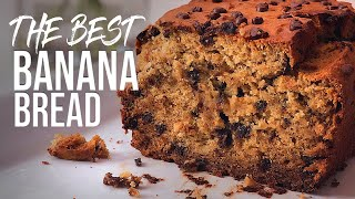 THE BEST Banana Bread | Chocolate Chip | Gluten Free & Dairy Free!
