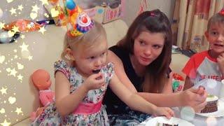 ВЛОГ Празднуем день рождения Алисы!!!!