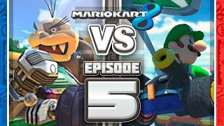 F*CK JAY!! Mario Kart 8 Online Team Races - Ep 5 w/ TheKingNappy + Friends!