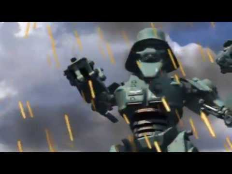 Code Guardian - Nazi Robot Attack
