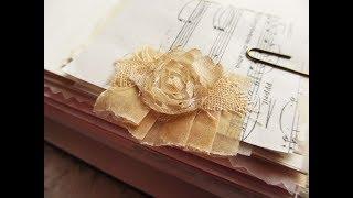 紙もの好きの雑記帳 25 100均材料で作るコラージュアイテム