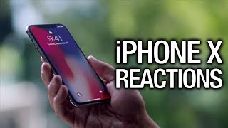 Apple iPhone 8 Looks Great, but Apple iPhone X is the Real Upgrade - Apple Reactions