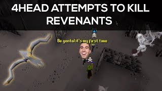 OSRS | Testing my Luck at Revenants (I DON'T HATE IT ANYMORE!)