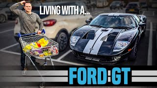 Living With A Ford GT by Car Throttle
