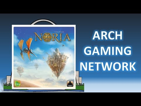 Noria: Review, Setup and How to Play