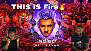 Chris Brown   Heat Ft Gunna (REACTION)