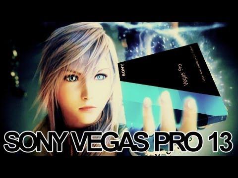 تحميل برنامج sony vegas pro 13