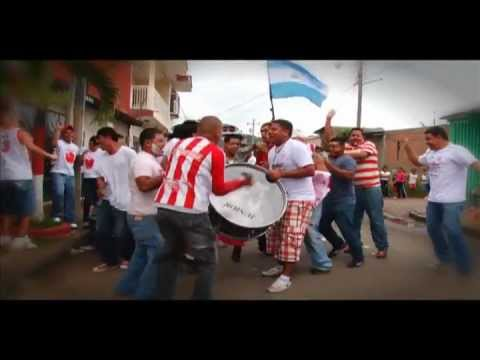 """31-La Red_Barra Brava Esteli.mp4"" Barra: Barra Kamikaze • Club: Real Estelí"