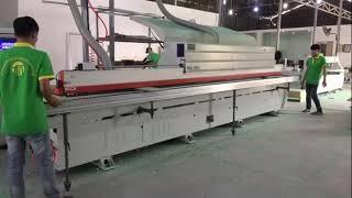 Dán cạnh PRO-700A tại xưởng sản xuất Nội Thất Phú Thuận (FUSHEN)