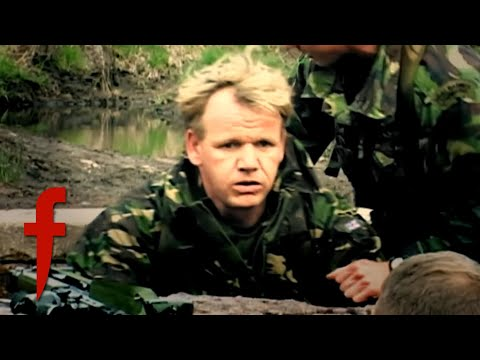 Gordon Ramsay Trains & Cooks With The Royal Marines   The F Word
