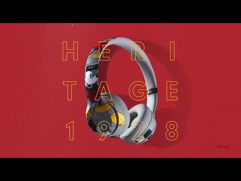Ausinės Beats Solo3 Wireless Mickey Edition kaina ir informacija | Ausinės, mikrofonai | pigu.lt