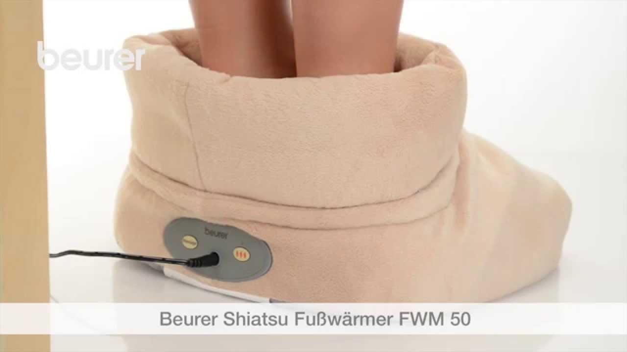 Flexible heating | Flexible Heating | footmuff | Foot warmer | FWM 50 | FWM50 | Maasage foot warmer | Shiatsu-Fußwärmer | Shiatsu massage |