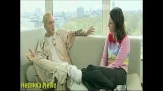 "Eminem RARE Interview For BBC The""Ozone""(2000)"